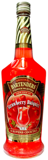 Original Bartenders Cocktails Strawberry Daiquiri 750ml -...